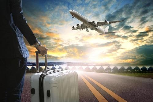 Vliegtijd en reistijd