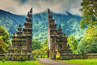 Waar ligt Bali
