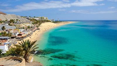 Waar ligt Fuerteventura
