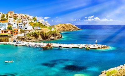Waar ligt Kreta