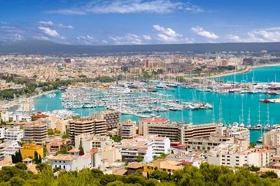 Waar ligt Mallorca