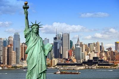 Waar ligt New York