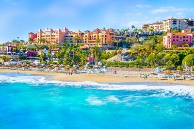 Waar ligt Tenerife