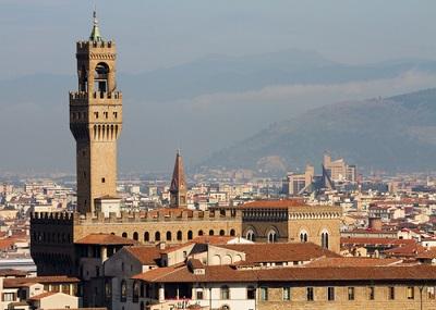 Waar ligt Toscane
